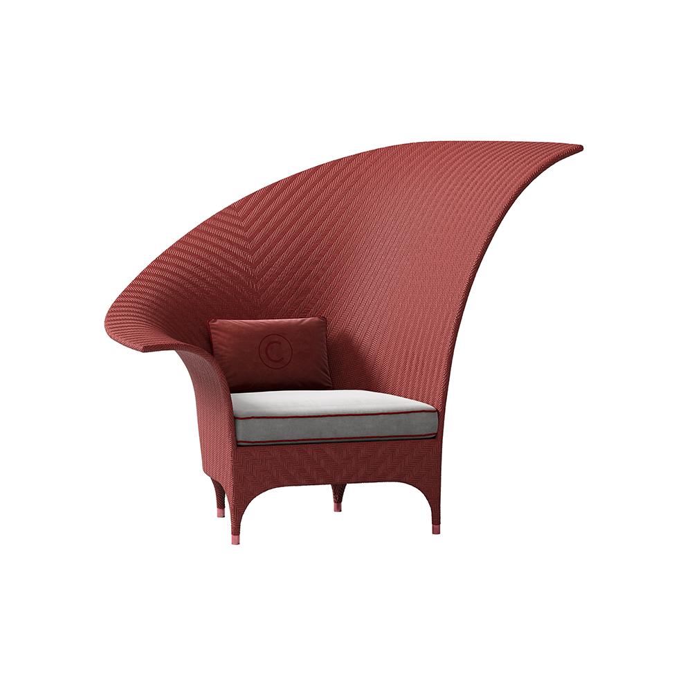 Кресло bergere (фото)