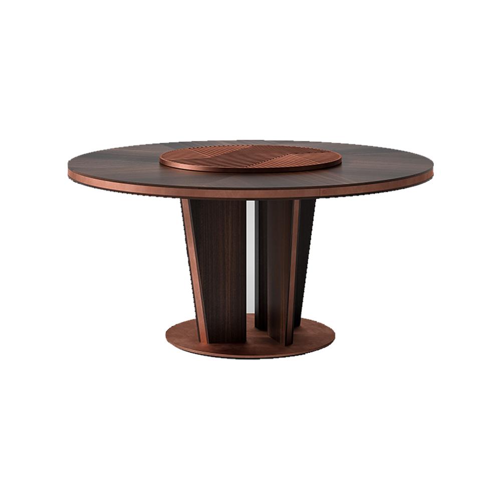 Обеденный стол Sestosenso D160 (фото)
