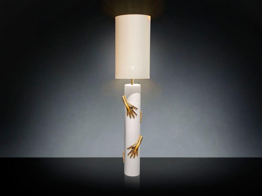 Настольная лампа 4 mani