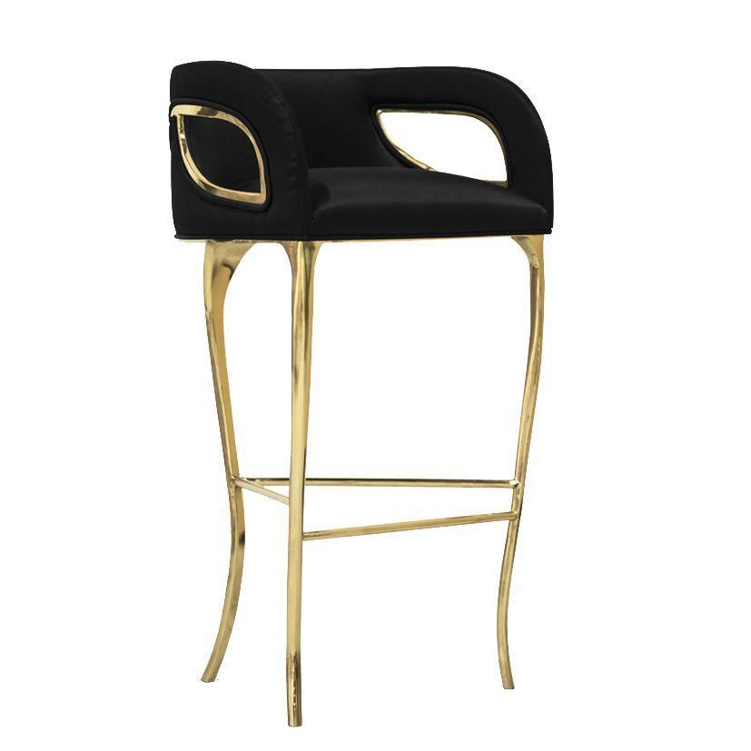 Барный стул CHANDRA