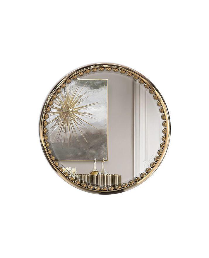 Настенное зеркало ORBIS (фото)