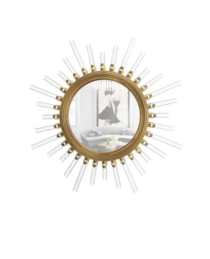 Настенное зеркало MAJESTIC XL