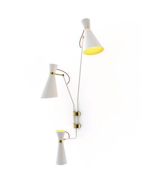 Настенная лампа SIMONE (фото)