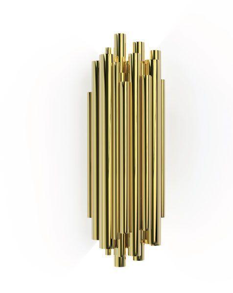 Настенная лампа BRUBECK (фото)