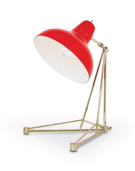 Настольная лампа DIANA