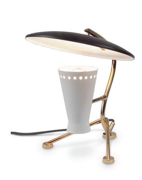 Настольная лампа BARRY (фото)