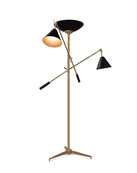 Напольная лампа TORCHIERE