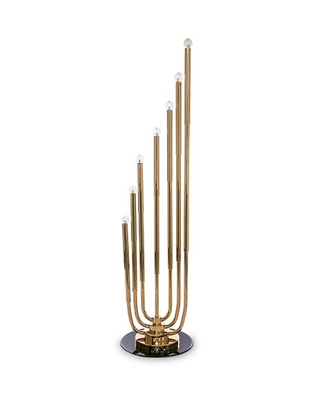 Напольная лампа STARDUST (фото)