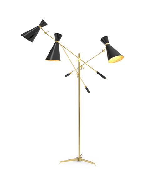Напольная лампа STANLEY (фото)