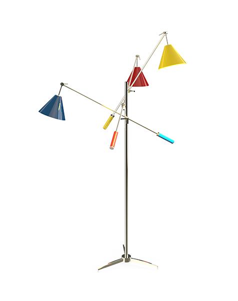 Напольная лампа SINATRA (фото)