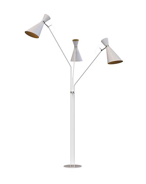 Напольная лампа SIMONE (фото)