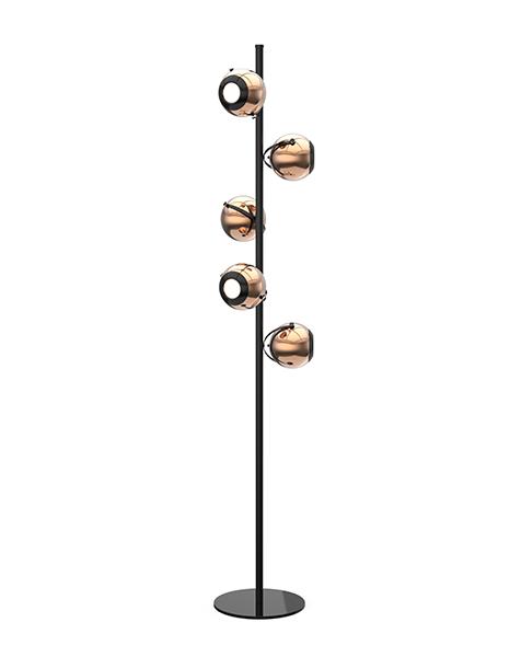 Напольная лампа SCOFIELD (фото)