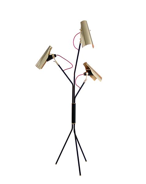 Напольная лампа JACKSON (фото)
