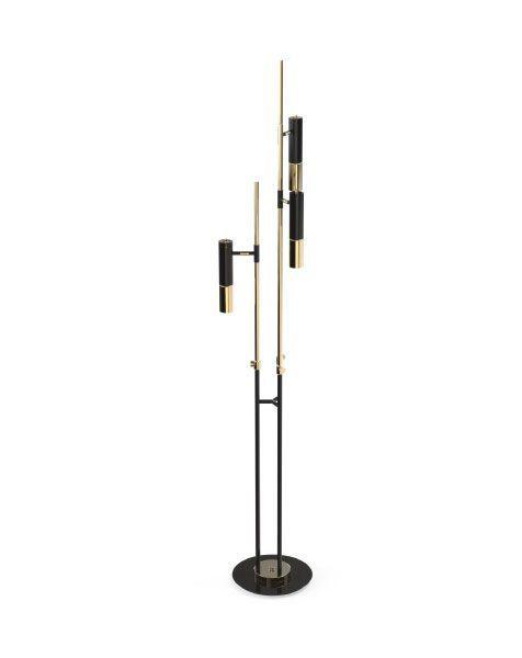 Напольная лампа IKE (фото)