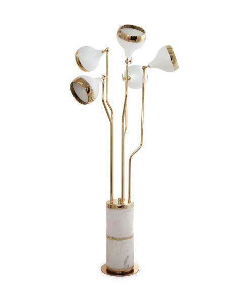 Напольная лампа HANNA (фото)