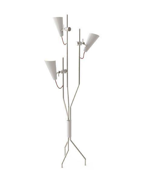 Напольная лампа EVANS (фото)