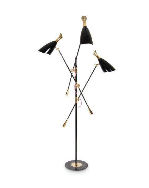 Напольная лампа DUKE (фото)