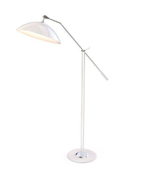 Напольная лампа ARMSTRONG (фото)
