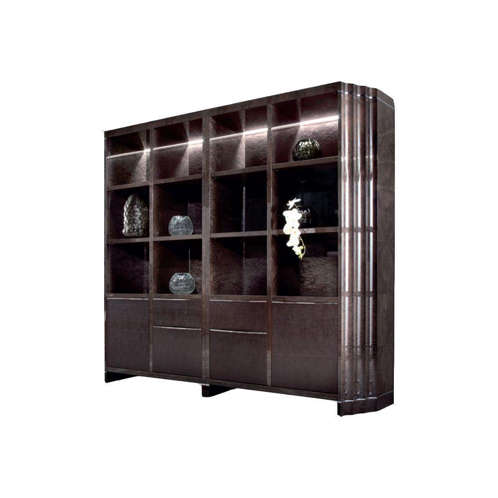 Двойной книжный шкаф Absolute (фото)