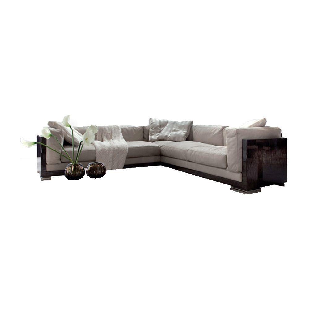 Модульный диван c двумя 3-х местными секциями Absolute (фото)