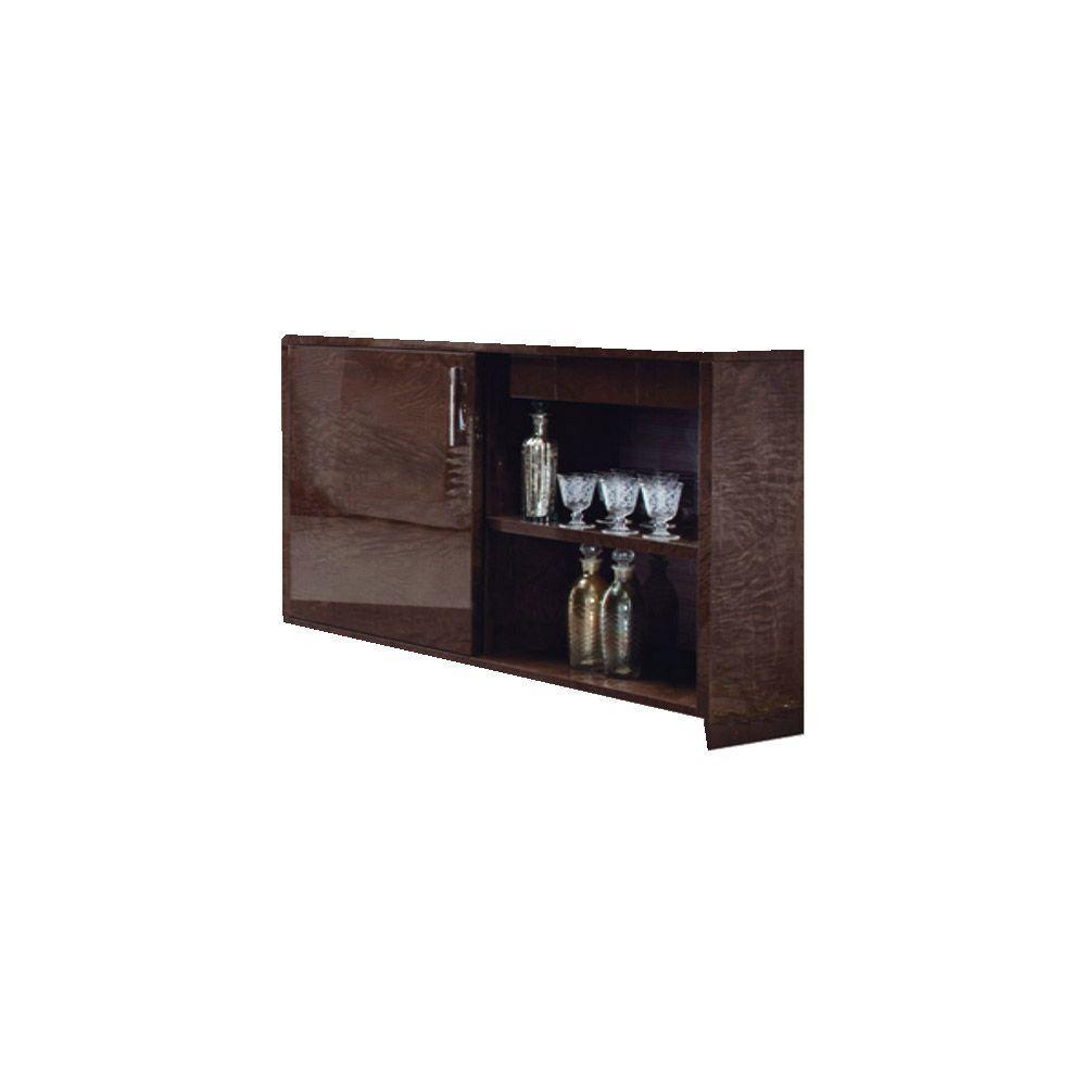 Соединительная часть верха барного шкафа Absolute (фото)