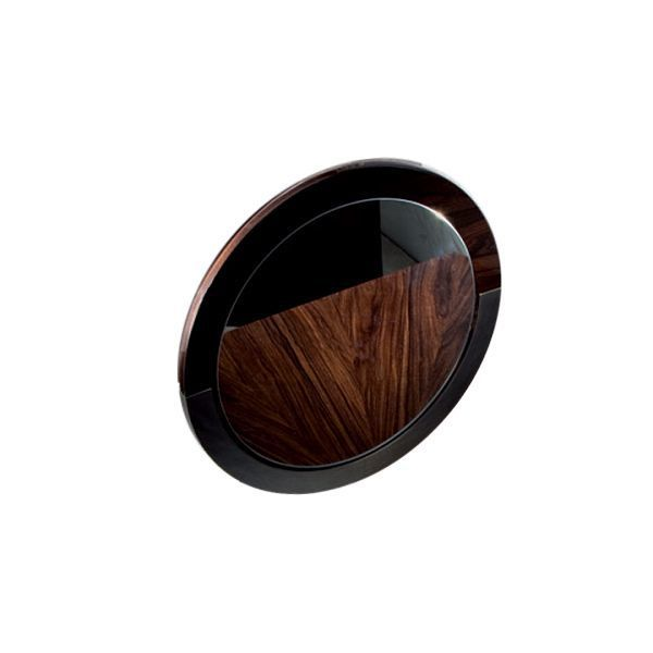 Круглое зеркало для туалетного столика Coliseum