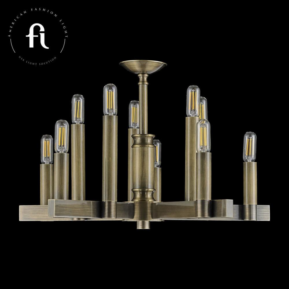 Bohemia Люстра M161.5+5.50.DP American Fashion Light