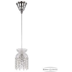 Bohemia Подвесной светильник хрустальный 14781P/11 Ni R
