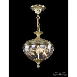 Bohemia Ivele Crystal Люстра 1773/25 G Clear/1E