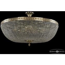Люстры Большие Bohemia Ivele Crystal Лампа хрустальная 19051/100IV G