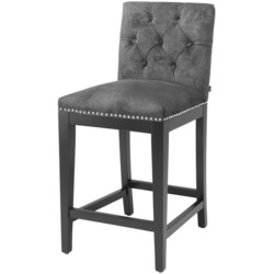 Полубарный стул Eichholtz Domino