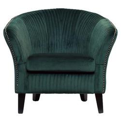 Кресло велюр изумрудный см Garda Decor PJS30801-PJ622