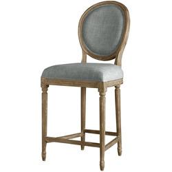 Барный стул Gramercy Home 446.001-BLRG