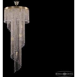 Люстры Bohemia Ivele Crystal Хрустальная Люстра Bohemia Ivele Crystal 8311/40/100/GD